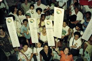 United Nations Conference on the Environment and Development, Rio 92, Global Forum.
