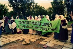 IV Conferência Mundial sobre a Mulher, fórum de ONGs