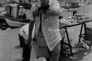 Trabalhador informal no Porto
