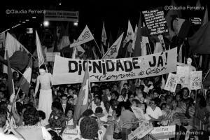 Manifestação pelo impeachment do presidente Collor