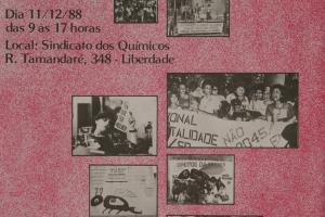 4o. ENCONTRO DA UNIÃO DE MULHERES DE SÃO PAULO