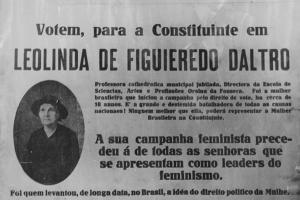 LEOLINDA DE FIGUIEREDO DALTRO