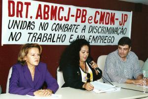 Reunião de Organizações Unidas no Combate à discriminação no Trabalho e no Emprego