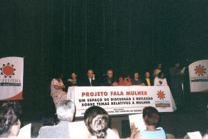 Projeto Fala Mulher - Conselho Municipal dos Direitos da Mulher