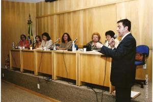 Encontro com Lideranças dos Movimentos de Mulheres