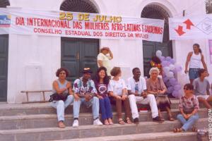 Dia Internacional das Mulheres Afro Latinas e Caribenhas