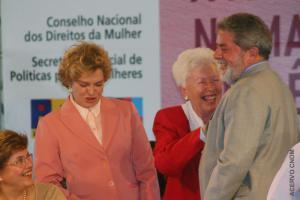 Cerimônia de Abertura da I Conferência Nacional de Políticas para as Mulheres