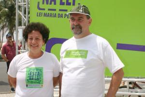 Campanha 16 Dias de Ativismo pelo Fim da Violência Contra a Mulher