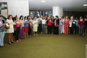 Manifestação de Mulheres pela Reforma Política